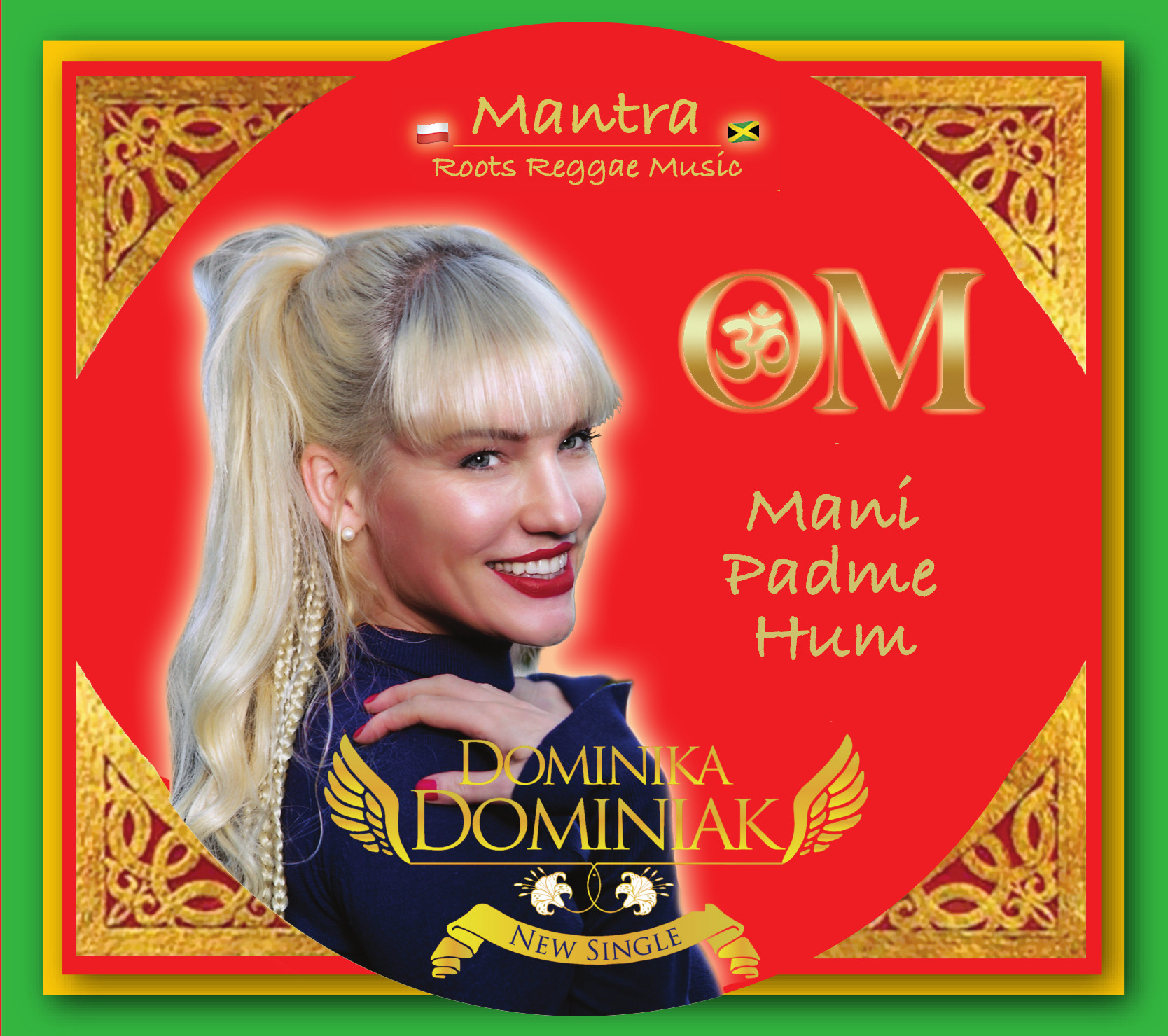 Płyta Om Mani Pame Hum